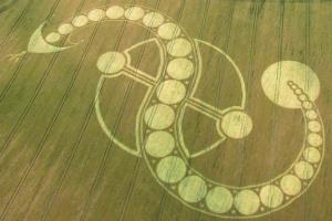 I cerchi nel grano e la Kundalini