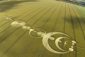 I Cerchi nel grano e la Bibbia