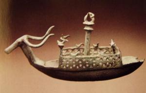 Nave-Shardana-300x192 La Misteriosa tribù di Dan