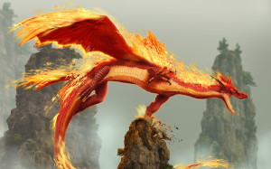 dragone-300x187 L'astronomia secondo i popoli antichi