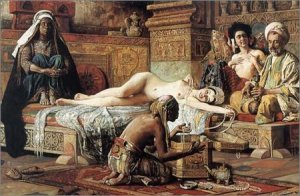 harem-300x196 L'Islam e Venere: dal gineceo greco all'Harem orientale