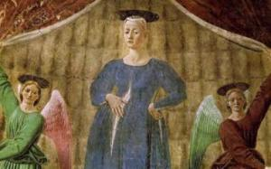 madonnaparto-300x187 Un codice da Vinci nelle campagne toscane