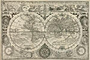 I Misteri della cartografia antica