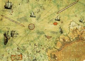 pirireismap-300x217-1-1 I Misteri della cartografia antica