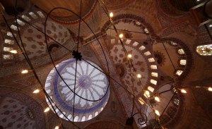 soffitto_moschea-300x183 Le Minacce dell'Imam di Carmagnola