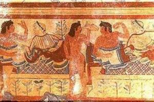 Etruschi: l'ombra dei Rasna