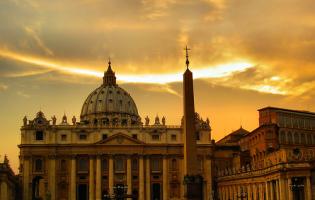 R.BAUVAL: Sotto il naso del Papa: il progetto eretico segreto di Piazza San Pietro