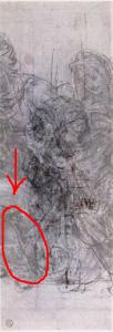 7-Mano-e-coltello-102x300 Il codice di Leonardo sta Dentro lo sguardo