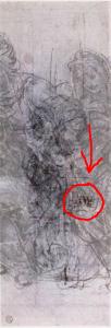 9-Pentagramma-102x300 Il codice di Leonardo sta Dentro lo sguardo
