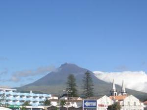 Foto 7-Il vulcano dell'isola di Pico