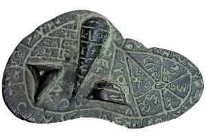 """Etruschi: Il """"tempio"""" atipico e l'epatoscopia"""