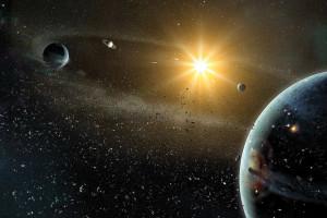 NEWS: Un antico sistema solare: scoperta di nuovi pianeti simili alla Terra