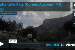 VIDEO Grotta delle Fate: Coreno Ausonio (FR)