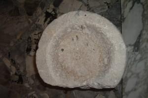 Un'Ara cilindrica votiva dal territorio di Gioia Sannitica