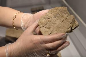 NEWS: Scoperte nuove linee del Poema Epico di Gilgamesh
