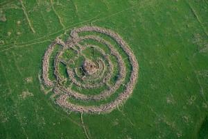Gilgal Refaim Ruota dei giganti: Stonehenge preistorico nelle Alture del Golan