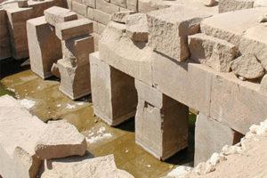 L'architettura prediluviana dell'Antico Egitto