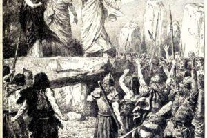 Il Druida o Druido: tra Etica e servizio alla comunità
